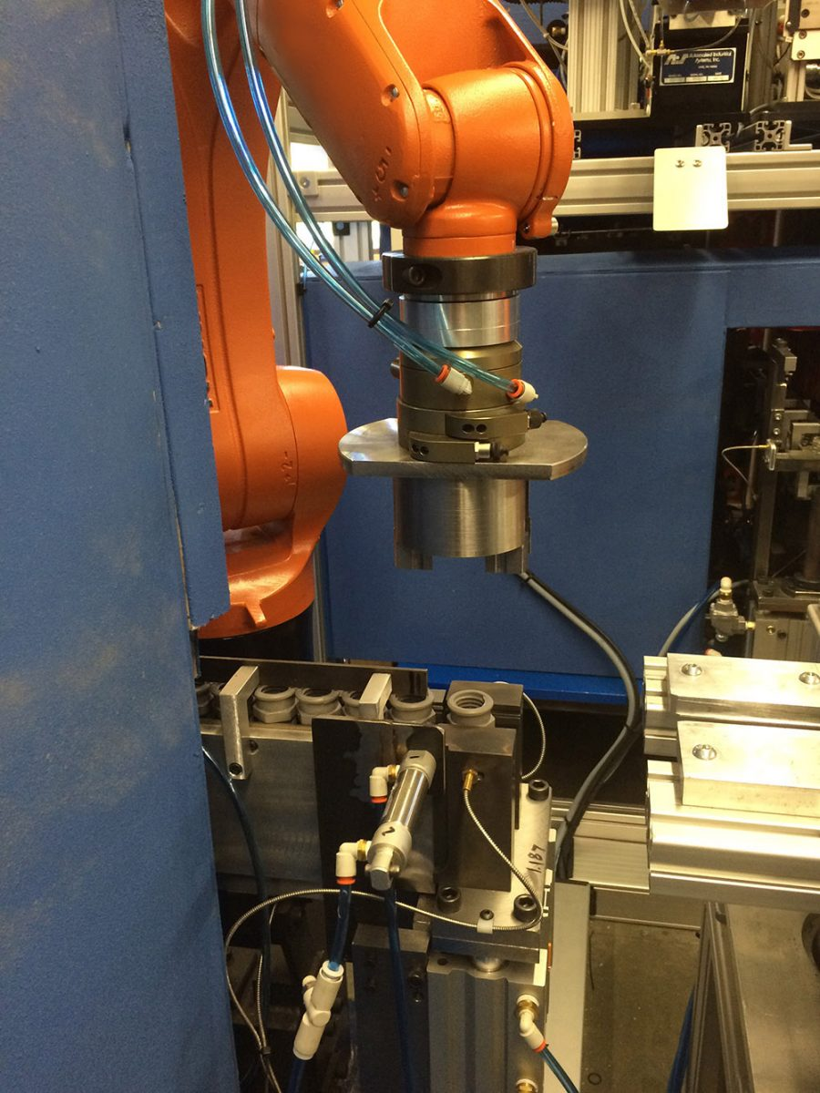 Robotics And Vision Systems Eascan Automation